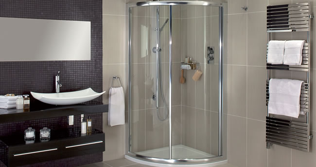Shower Rooms Plumber Ferndown