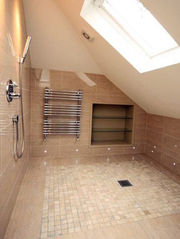 Attic Wetroom Bathroom Joy Studio Design Gallery Best